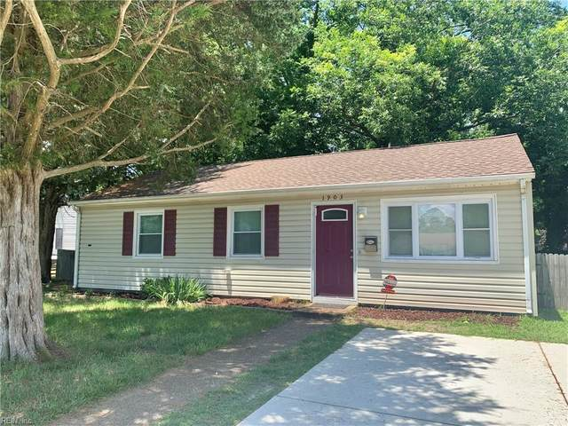 1903 Andrews Blvd, Hampton, VA 23663 (#10387147) :: The Kris Weaver Real Estate Team