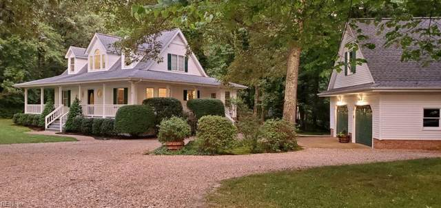 17601 Stage Rd, New Kent County, VA 23011 (#10387156) :: Avalon Real Estate