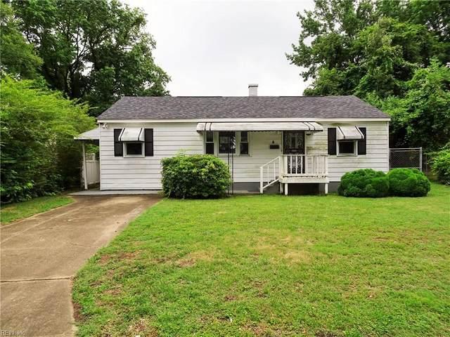 8 E Walker Rd, Hampton, VA 23666 (#10387170) :: Judy Reed Realty