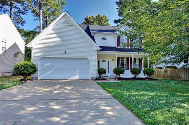 141 Baker Farm Dr, Hampton, VA 23666 (#10387171) :: RE/MAX Central Realty