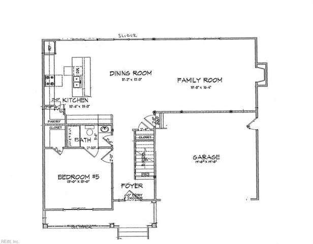 1003 Erik Paul Dr, Chesapeake, VA 23322 (#10387192) :: The Bell Tower Real Estate Team