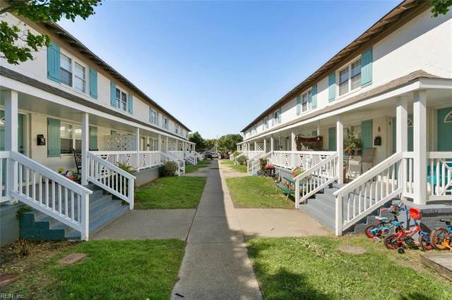 839 W Ocean View Ave #12, Norfolk, VA 23503 (#10387197) :: Atkinson Realty