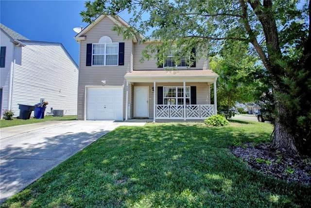 608 Cavalier Dr, Newport News, VA 23608 (#10387228) :: Avalon Real Estate
