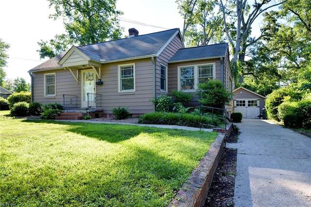 46 Woodfin Rd, Newport News, VA 23601 (#10387250) :: The Bell Tower Real Estate Team