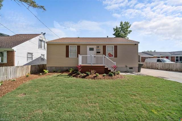 14252 Old Courthouse Way, Newport News, VA 23602 (#10387255) :: Avalon Real Estate