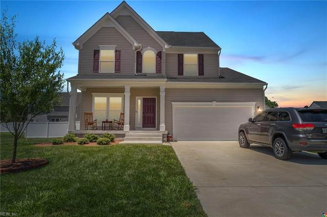 572 Oliver Way, Newport News, VA 23602 (#10387256) :: Berkshire Hathaway HomeServices Towne Realty