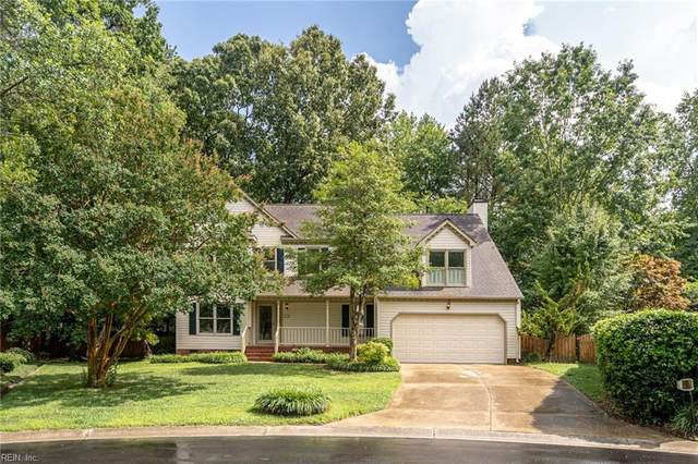 118 Mcpherson Ct, York County, VA 23696 (#10387258) :: Momentum Real Estate