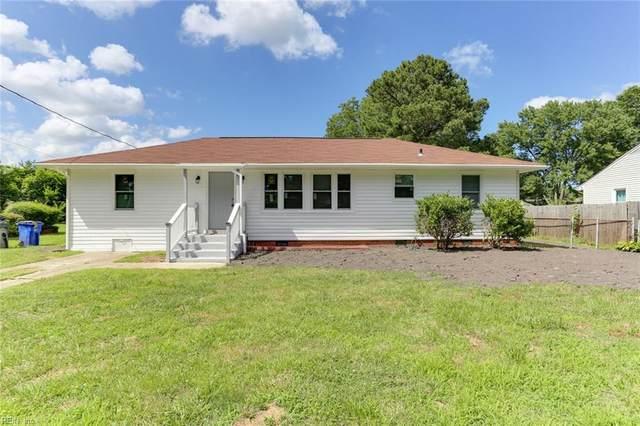 4014 Campbell Rd, Newport News, VA 23602 (#10387327) :: Austin James Realty LLC