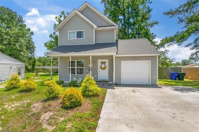 1213 Truman St, Suffolk, VA 23434 (#10387331) :: The Bell Tower Real Estate Team