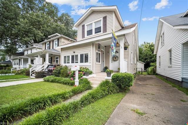 3125 Illinois Ave, Norfolk, VA 23513 (#10387337) :: The Bell Tower Real Estate Team