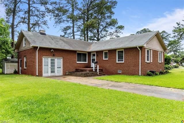421 W Gilbert St, Hampton, VA 23669 (#10387347) :: The Kris Weaver Real Estate Team