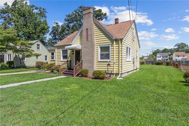 1116 Evelyn St, Norfolk, VA 23518 (#10387358) :: Berkshire Hathaway HomeServices Towne Realty