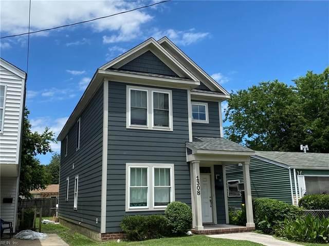 1308 W 40th St, Norfolk, VA 23508 (#10387366) :: Rocket Real Estate