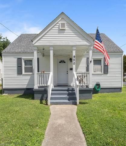 920 Philpotts Rd, Norfolk, VA 23513 (#10387389) :: Judy Reed Realty