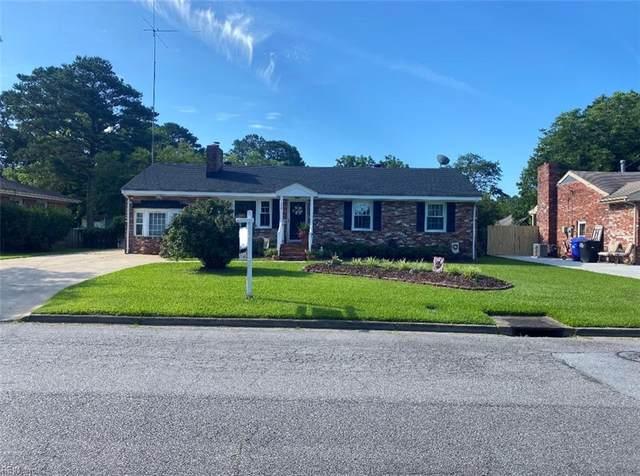 109 Lamper Rd, Portsmouth, VA 23701 (#10387422) :: Crescas Real Estate