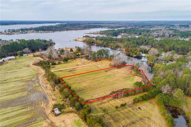 6+acr N River Rd, Mathews County, VA 23128 (#10387442) :: Atlantic Sotheby's International Realty