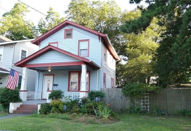 1519 Mathews Terrace, Portsmouth, VA 23704 (#10387489) :: The Bell Tower Real Estate Team