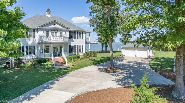 15165 James River Way, Isle of Wight County, VA 23430 (#10387519) :: The Bell Tower Real Estate Team