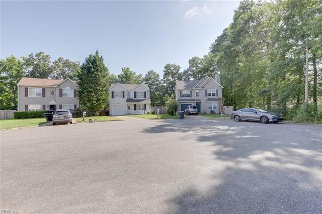 743 Princess Ct, Newport News, VA 23608 (#10387520) :: Avalon Real Estate