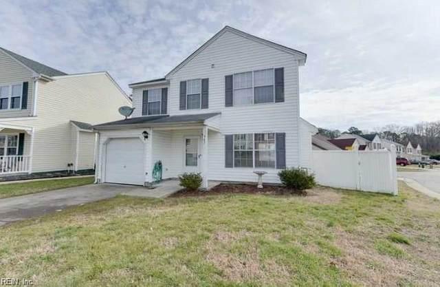 347 Circuit Ln, Newport News, VA 23608 (#10387565) :: Momentum Real Estate