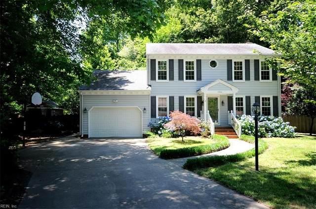 1316 Chelbrook Rd, Chesapeake, VA 23322 (#10387573) :: The Bell Tower Real Estate Team