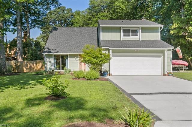 6 Cromwell Ct, Newport News, VA 23606 (#10387574) :: RE/MAX Central Realty