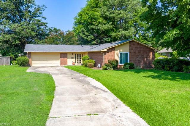 17 Farmington Blvd, Hampton, VA 23666 (#10387580) :: Rocket Real Estate