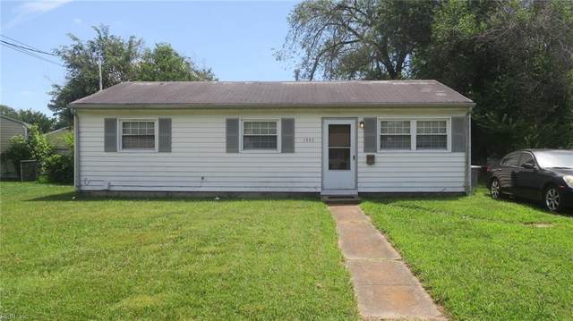 1502 Addison Rd, Hampton, VA 23663 (#10387593) :: The Kris Weaver Real Estate Team
