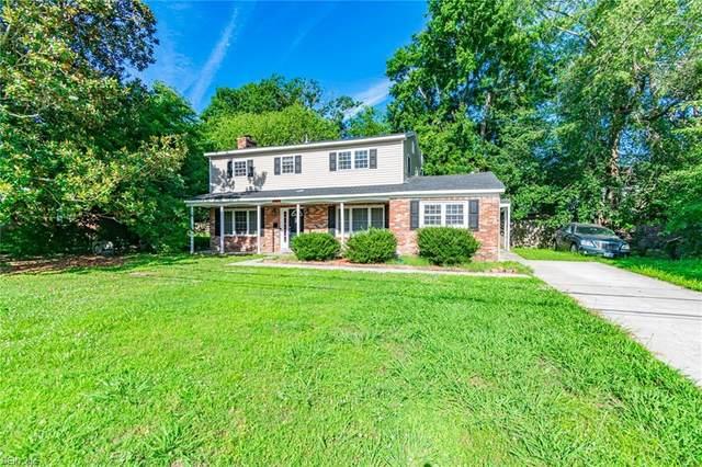 78 Kendall Dr, Newport News, VA 23601 (#10387606) :: Berkshire Hathaway HomeServices Towne Realty
