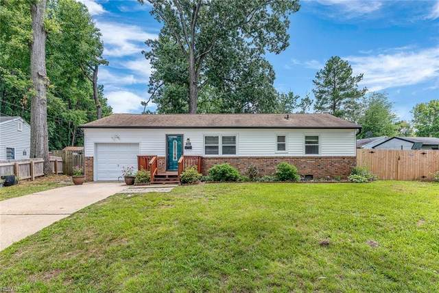 302 Gregg Ct, Newport News, VA 23602 (#10387608) :: Berkshire Hathaway HomeServices Towne Realty