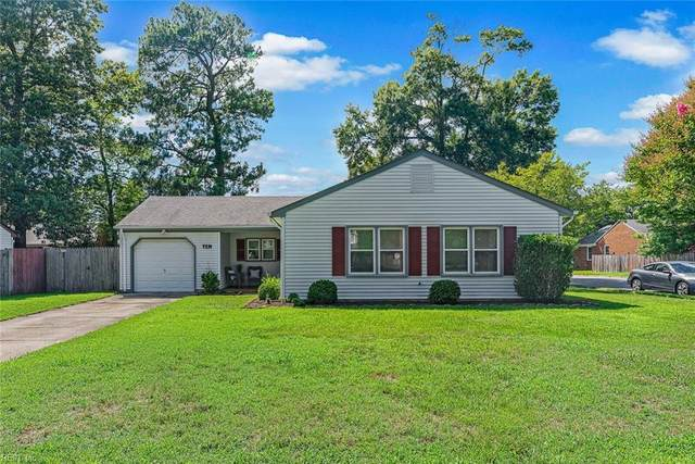 10 Lake Walk Xing, Hampton, VA 23666 (#10387609) :: The Bell Tower Real Estate Team