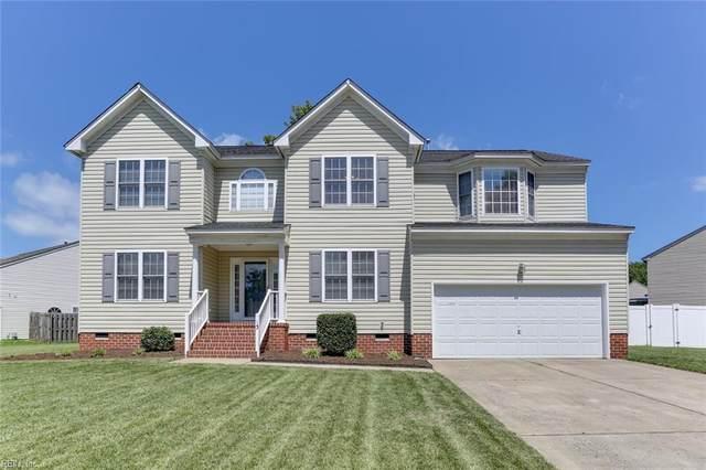 13 Gallaer Cts, Hampton, VA 23666 (#10387612) :: RE/MAX Central Realty