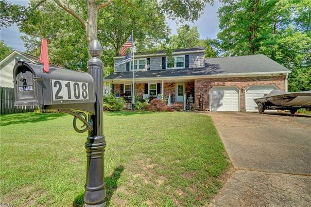 2108 Village Green Pw, Newport News, VA 23602 (#10387622) :: Berkshire Hathaway HomeServices Towne Realty