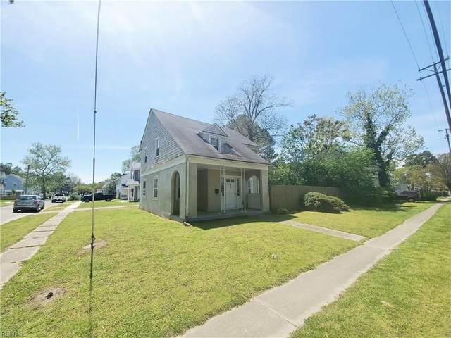 26 Bainbridge Ave, Portsmouth, VA 23702 (#10387658) :: The Kris Weaver Real Estate Team