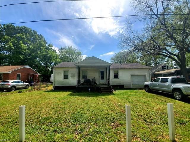 4 Upshur Pl, Portsmouth, VA 23702 (#10387659) :: Crescas Real Estate