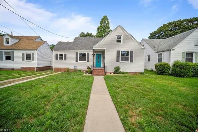 310 Plover Dr, Portsmouth, VA 23704 (#10387683) :: Crescas Real Estate