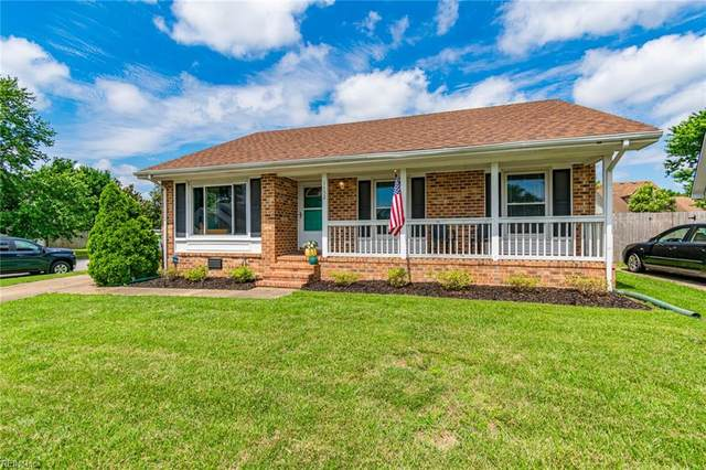 1152 Hubbell Dr, Virginia Beach, VA 23454 (#10387710) :: The Bell Tower Real Estate Team