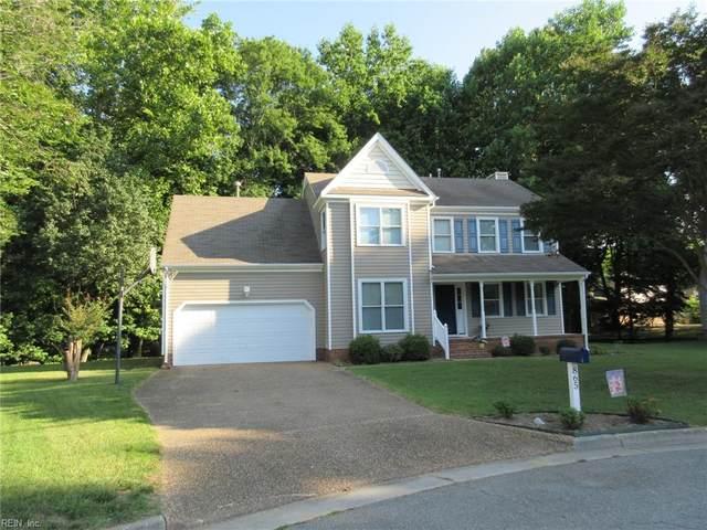 865 Ventnor Dr, Newport News, VA 23608 (#10387716) :: Avalon Real Estate