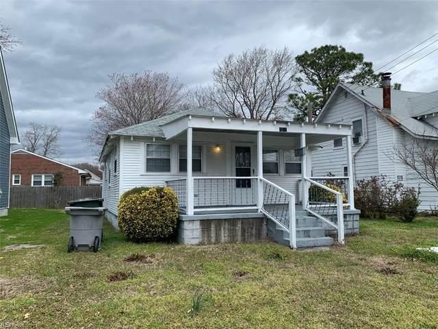 1211 Shell Rd, Hampton, VA 23661 (#10387726) :: Berkshire Hathaway HomeServices Towne Realty