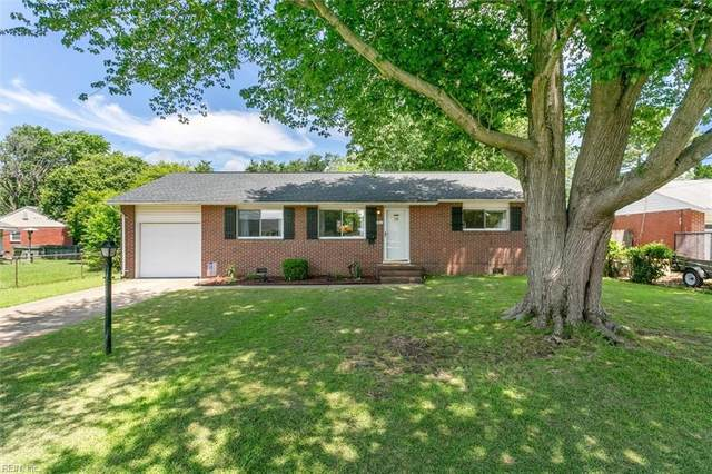 411 Fort Worth St, Hampton, VA 23669 (#10387737) :: The Kris Weaver Real Estate Team