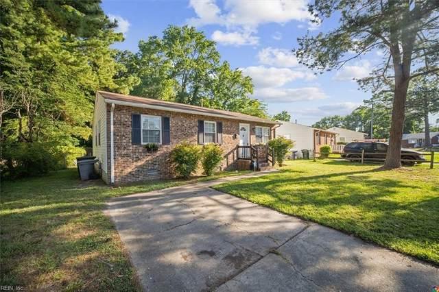 2325 Andrews Blvd, Hampton, VA 23663 (#10387748) :: Atkinson Realty