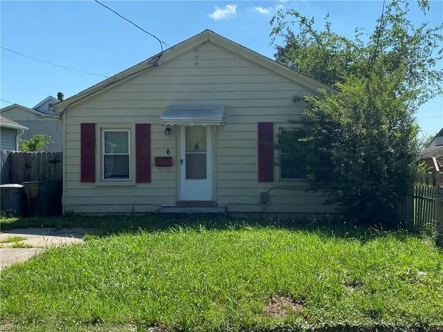 6 Salem St, Hampton, VA 23669 (#10387778) :: Atlantic Sotheby's International Realty