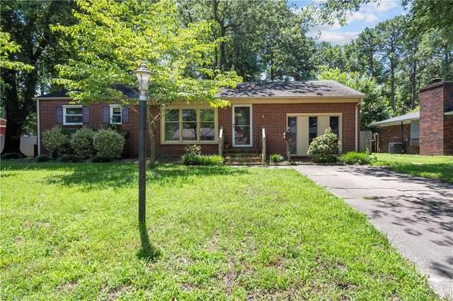 13 Teakwood Dr, Newport News, VA 23601 (#10387779) :: The Kris Weaver Real Estate Team