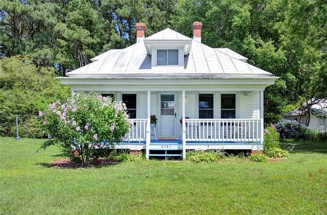 2141 Perrin Creek Rd, Gloucester County, VA 23072 (MLS #10387785) :: AtCoastal Realty
