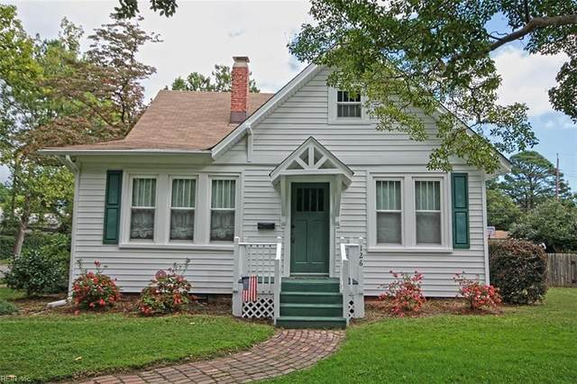 126 Ocanoe Pl, Hampton, VA 23661 (#10387800) :: Rocket Real Estate