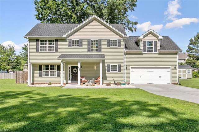 628 Crossland Dr, Chesapeake, VA 23320 (#10387805) :: Crescas Real Estate