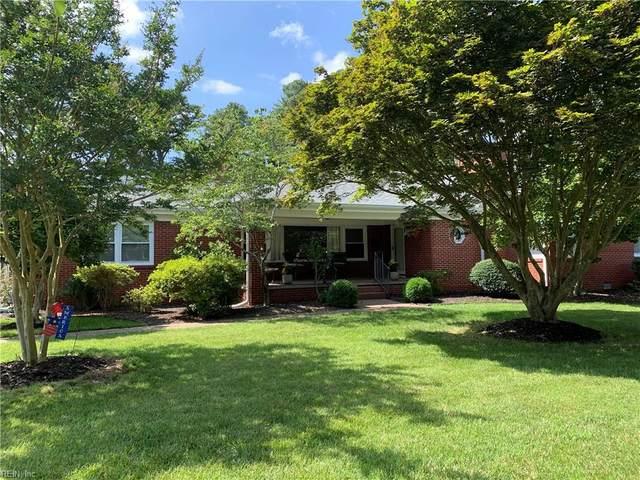 113 Longwood Dr, Newport News, VA 23606 (#10387831) :: RE/MAX Central Realty