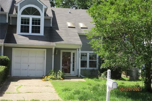 230 Seasons Trl, Newport News, VA 23602 (#10387852) :: The Bell Tower Real Estate Team