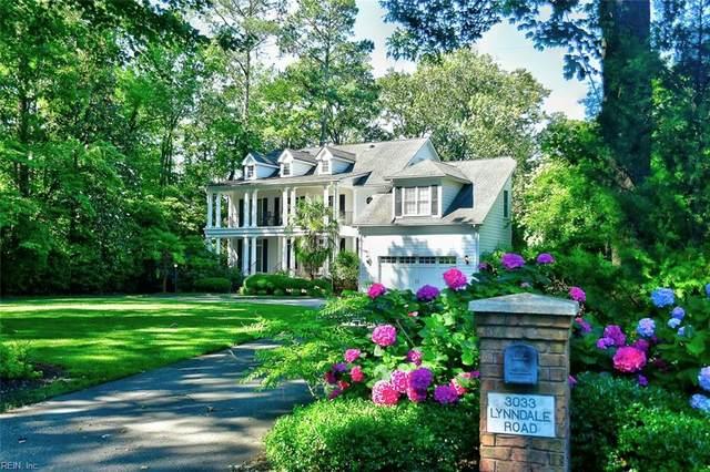 3033 Lynndale Rd, Virginia Beach, VA 23452 (MLS #10387859) :: Howard Hanna Real Estate Services