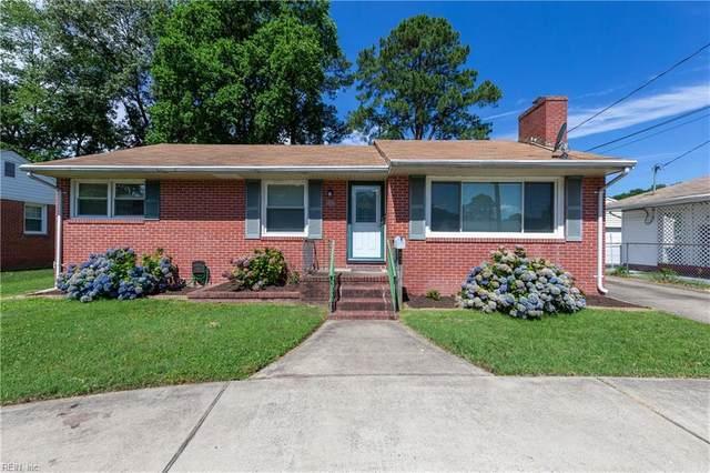 707 Big Bethel Rd, Hampton, VA 23666 (#10387867) :: Berkshire Hathaway HomeServices Towne Realty